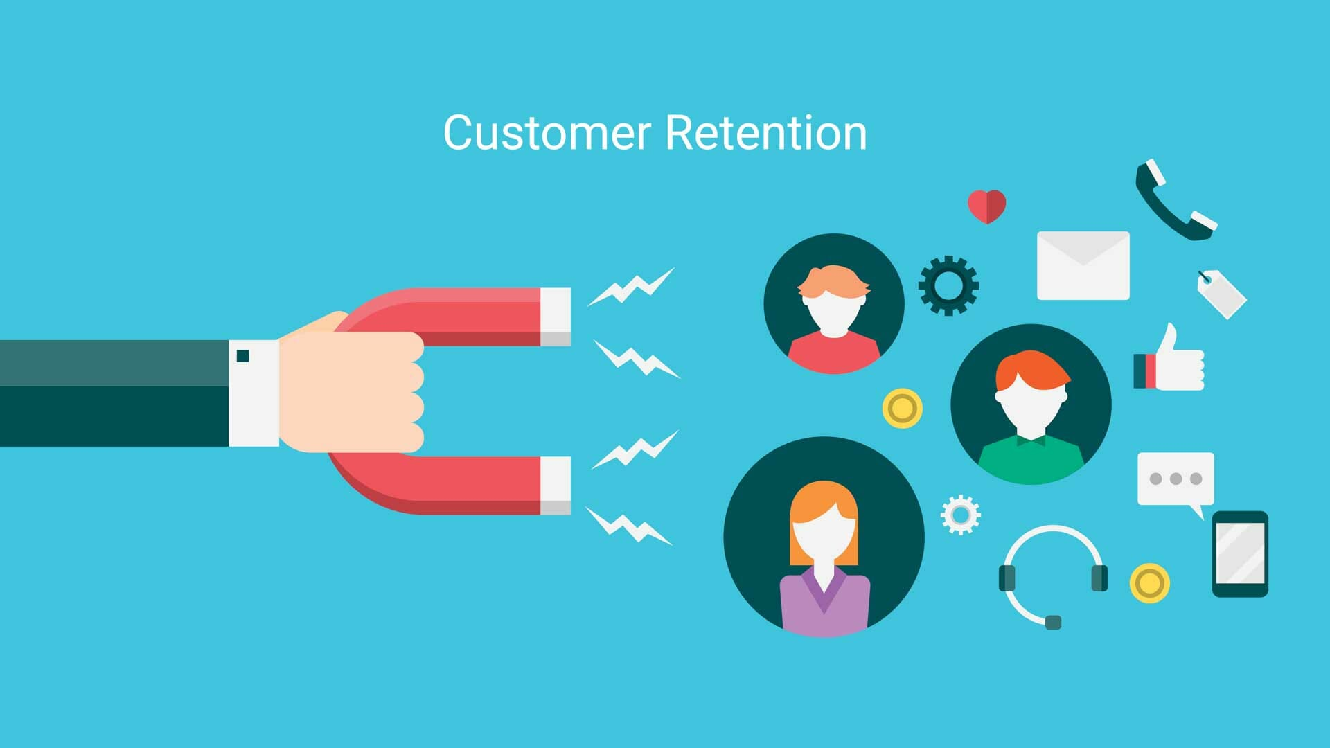 How to structure your email program to retain customers
