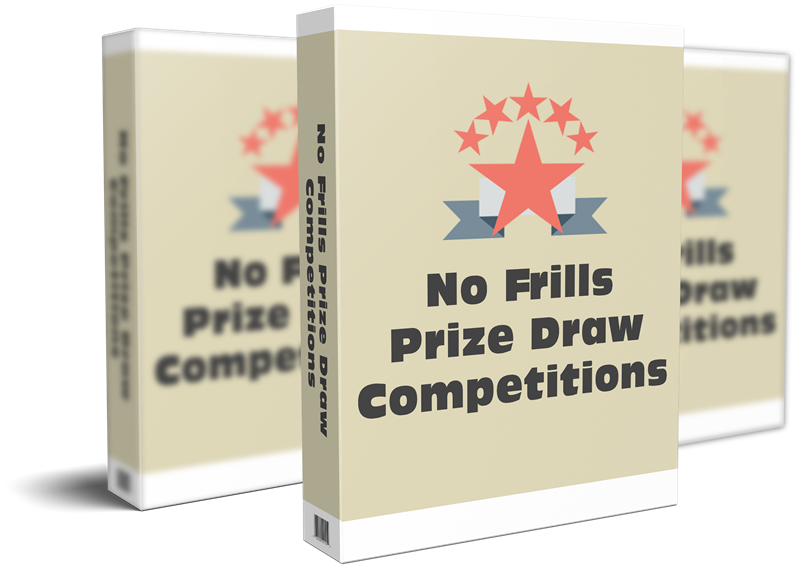 Free WordPress Plugin – No Frills Prize Draw