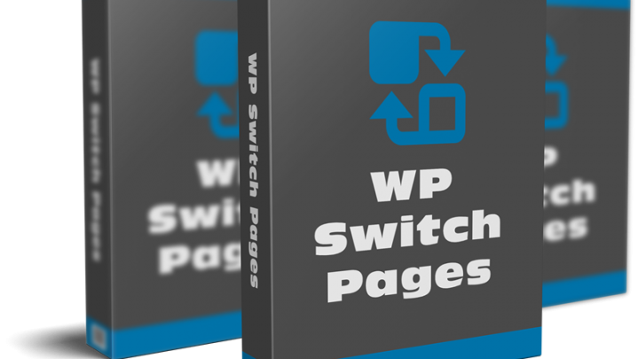Free WordPress Plugin – Switch Pages