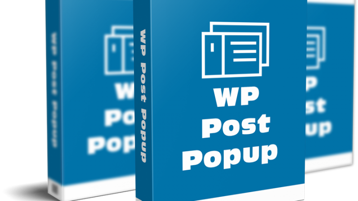 Free WordPress Plugin – Post Popup
