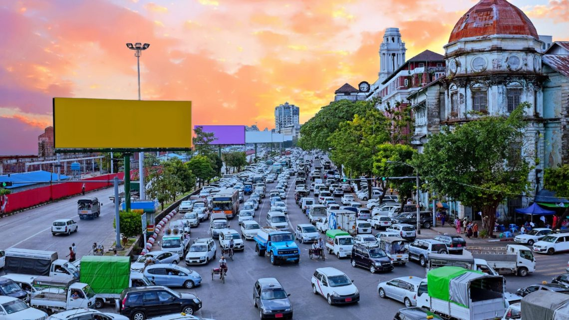 Kargo is disrupting logistics in Myanmar, one of the world's most challenging countries