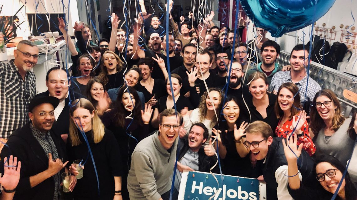 HeyJobs, a 'talent acquisition' platform out of Berlin, raises $12M Series A