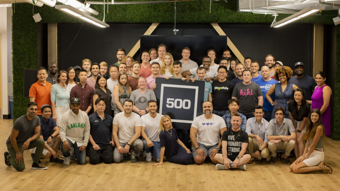 Meet 500 Startups' 25th batch of startups