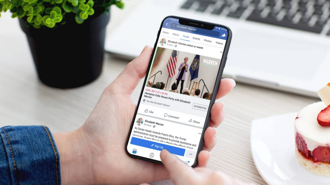 Facebook introduces new policies for political, social issue ads ahead of 2020 elections