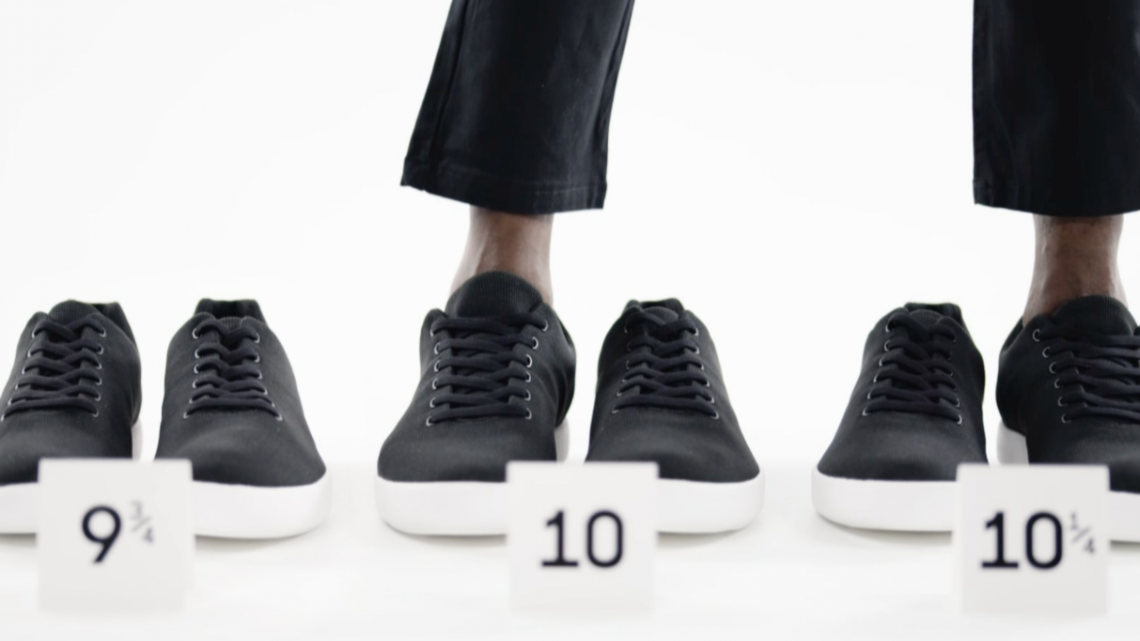 Atoms nabs $8.1M for shoes you can buy in quarter sizes for each foot
