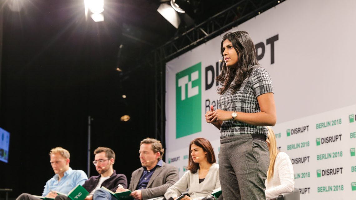 CrunchMatch helps you network with ease at Disrupt Berlin 2019