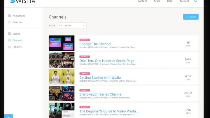 Wistia launches free version of its Channels video platform, adds new features, Facebook audience integration