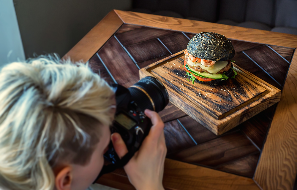 Improve Your Restaurant's Food Pic Game for Instagram