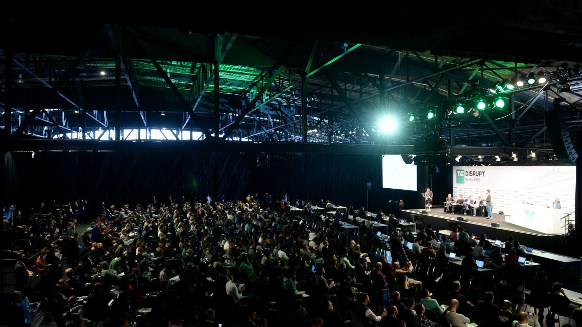Announcing the Disrupt Berlin 2019 agenda