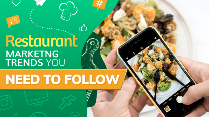 The Best Restaurant Marketing Trends to Get Customers Lining Up