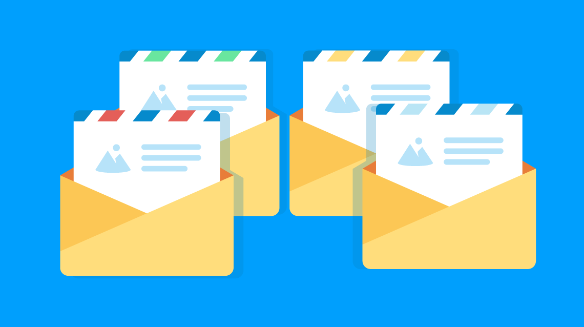 The 4 Types of Email Newsletters