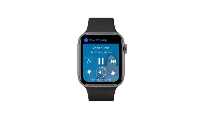 Pandora's new Apple Watch app lets you leave your iPhone behind