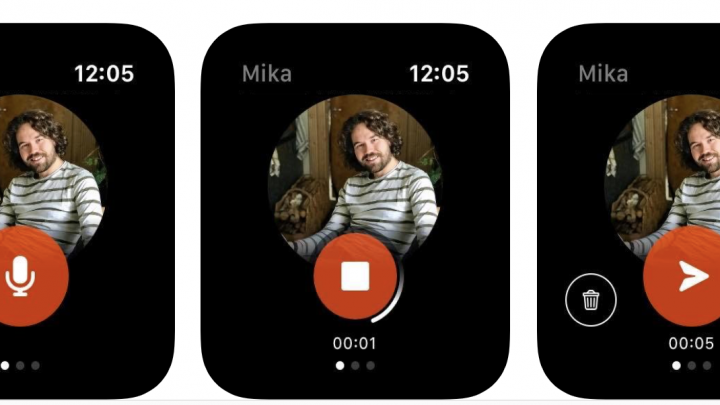 Facebook launches an experimental app for messaging close friends via Apple Watch
