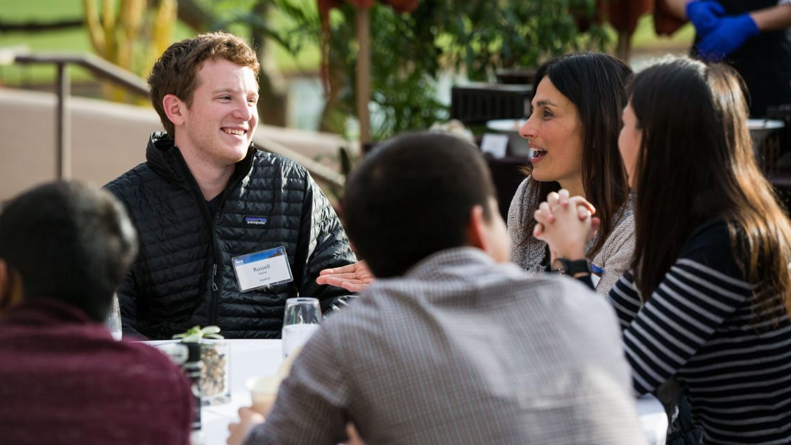 This early Facebook investor wants to find smart students a job at the next Facebook