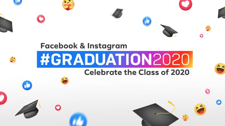 Facebook and Instagram launch a week of grad-themed events and features