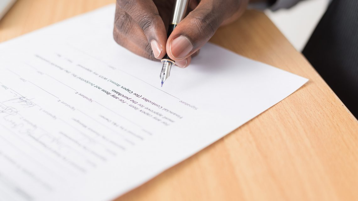 How to establish a startup and draw up your first contract