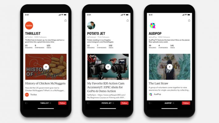 Flipboard brings its ad-supported 'Flipboard TV' video service to all users