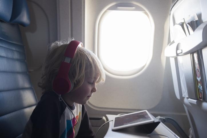 Gogo in-flight internet has been renamed Intelsat